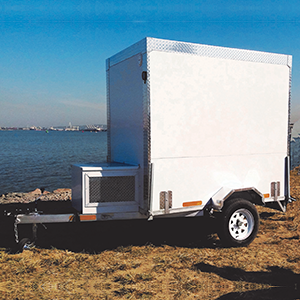 Mobile Freezer Manufacturers