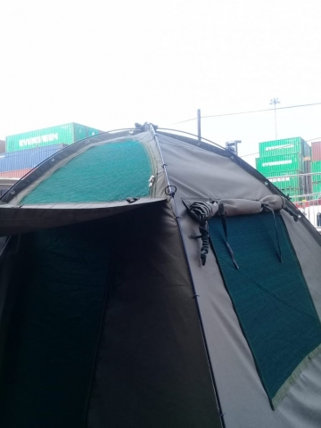 Canvas Bow Tents